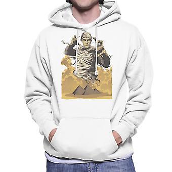 The Mummy Sandstorm Men's Hooded Sweatshirt