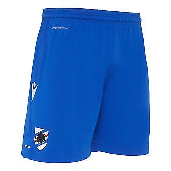 2020-2021 Sampdoria Away Shorts (Azul)