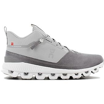 ON Running Cloud Hi - Men's Shoes Grey 28.99805 Sneakers Sports Shoes