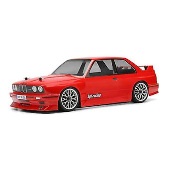 HPI 17540 BMW M3 E30 1:10 Clear Body Touring Car (200mm)