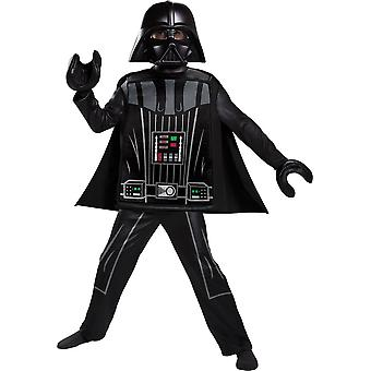 Boy's Darth Vader Lego Deluxe Costume - LEGO Star Wars