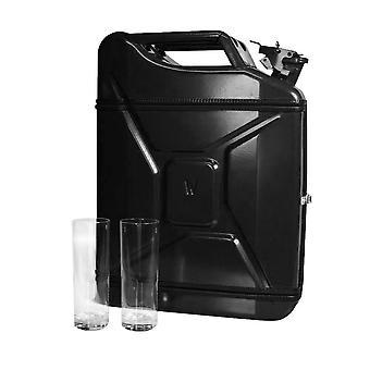 Minibar, Jerrycan 20 L - Schwarz