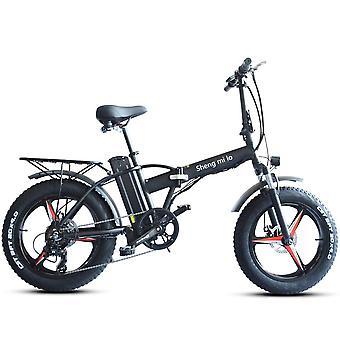 Pliage électrique de vélo avec le cadre en alliage en aluminium de batterie de lithium
