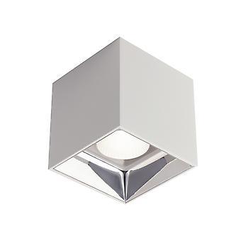 Geïntegreerde LED-oppervlak gemonteerd plafond licht anti-schittering, wit, 4000K