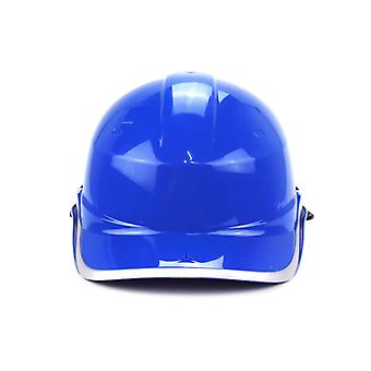 102018 High-strength Abs Helmet Construction Site Construction Person In Charge Of Anti-smashing Construction Engineering Helmet