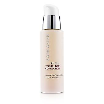 Total Age Correction Amplified - Ultimate Retinol-in-oil & Glow Amplifier - 30ml/1oz