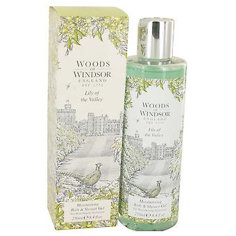 Lily Of The Valley (woods Of Windsor) Shower Gel By Woods Of Windsor 8.4 oz Shower Gel