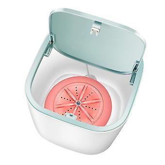 Auto Car Travel Mini Washing Machine Automatic Household Tube Wash Underwear