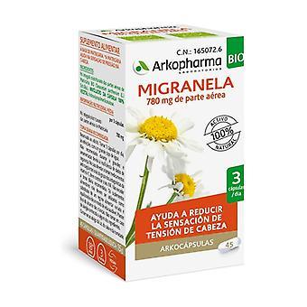 Arkocápsulas Feverfew 45 capsules