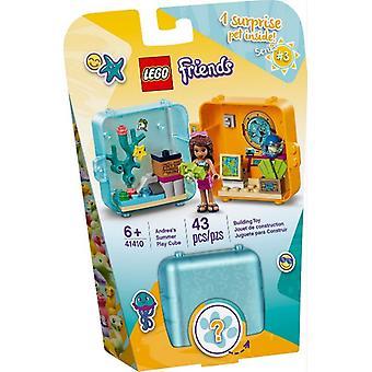 LEGO 41410 أندريا & apos;s الصيف لعب مكعب