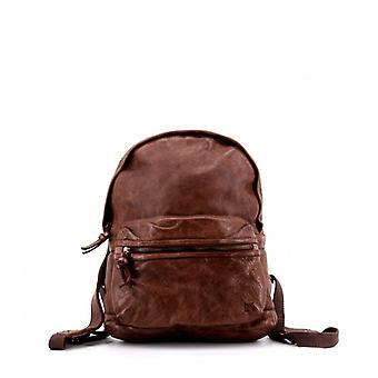 The Pimpant - Brown Choco - Wash Leather