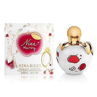 Nina Ricci Nina Eau de Toilette 50ml Spray - Collector Edition