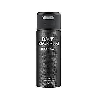 David Beckham Respect Body Spray for Him 150 ml