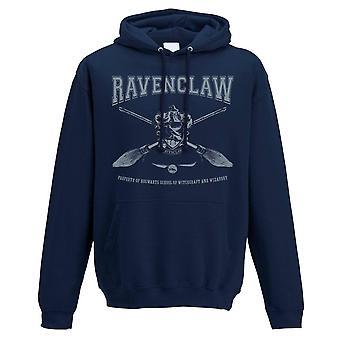 Felpa con cappuccio Harry Potter Unisex Adult Collegiate Ravenclaw
