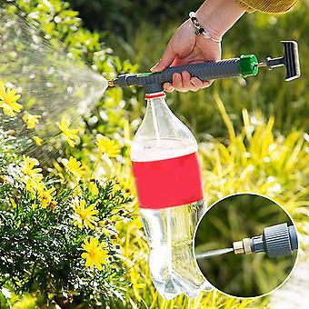 Trädgård Atomisering Munstycke Sprinkle Gun Jordbruksmanual Spray Vattning Huvud Högtryck Spray Munstycke
