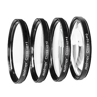 Walimex 62mm macro close-up lens set (pack of 4) 62 mm