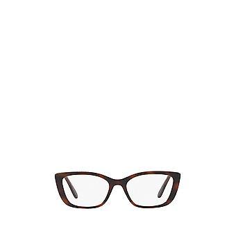 Vogue VO5217 havana female eyeglasses