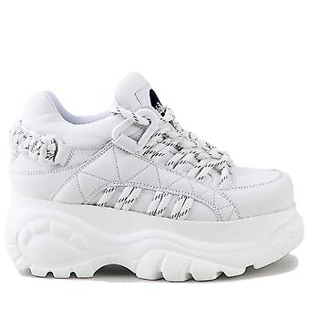 1339-14 Calf Leather Chunky Sneakers