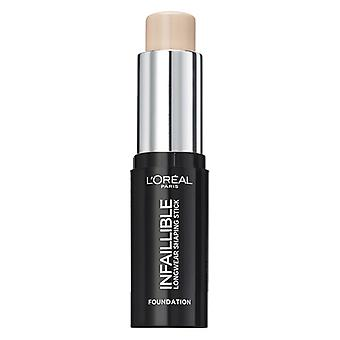 Crème Make-up Base L'Oreal Make Up 140 Naturel Rose (9 g)