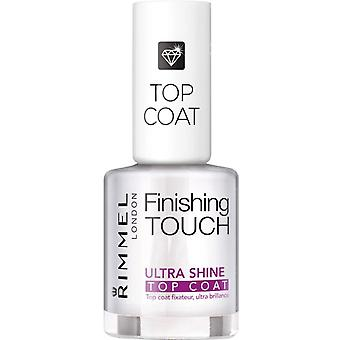Rimmel London Finishing Touch - Ultra Shine Nail Topcoat 12ml