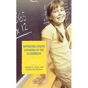 Melhorar a Aprendizagem Humana nas Teorias e Práticas de Ensino em Sala de Aula