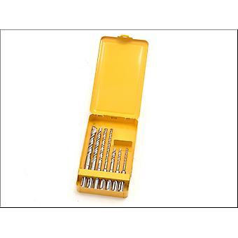 DT9701 QZ Dewalt 極端な 2 Sds プラス石工ドリル刃セット 7 ピース 5-12 mm