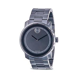 Movado Bold Black Mens Horloge 3600467