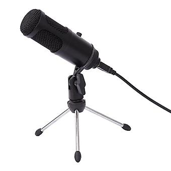 Usb Capacitor Microphone For Computer Recording