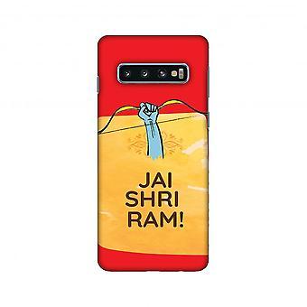Almighty Ram 2 Slim Hard Shell Case For Samsung Galaxy S10