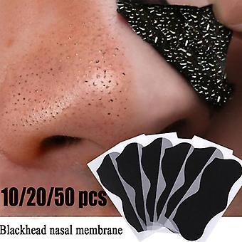 10-50 stuks neus mee-eters remover masker diepe reiniging huidverzorging krimpen porie acne behandeling masker neus zwarte stippen porie schone strips