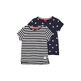 s.Oliver 403.10.102.12.130.2064278 T-Shirt, 00d5, 6 Years Woman