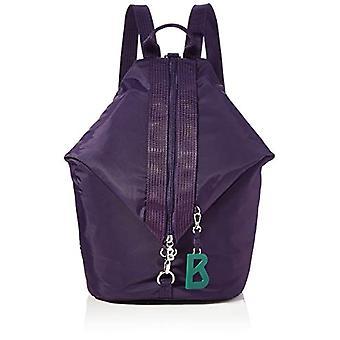 Bogner - Verbier Debora Lvz Women's Backpack, 12 x 41 x 26 cm, Purple, 12x41x26 cm (B x H x T)