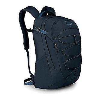 Osprey Quasar 28, backpack for daily use and short commutes for men - Kraken Blue, 49 cm