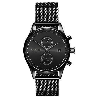 MVMT Men's Quartz Chronograph Watch with Stainless Steel Strap D-MV01-BL2