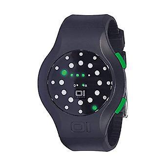 The One Binary Quartz Wristwatch MK202G3(2)