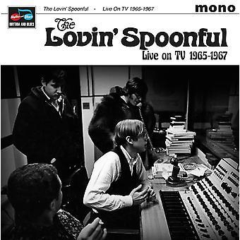 The Lovin' Spoonful – Live på TV 1965-1967 Vinyl