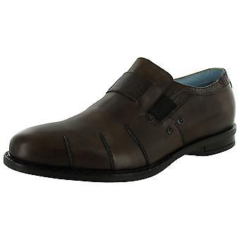 Steven Mens Dillyn Leather Slip On Shoe