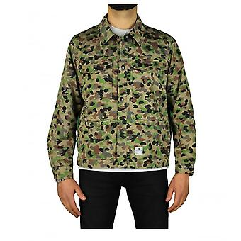Department 5 Butler Camouflage Overshirt