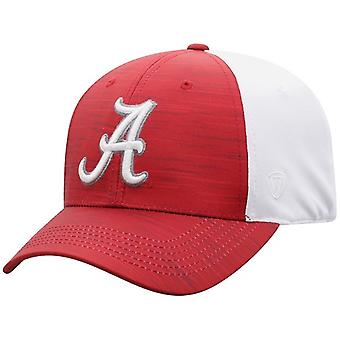 Alabama Crimson Tide NCAA TOW Heathered Stretch Fitted Hat