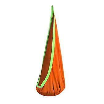 Kinder hangstoel schommel – Cocon Oranje