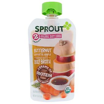 Sprout Baby Stg2 Btrnt Crt Apl B, Case of 12 X 3.5 Oz