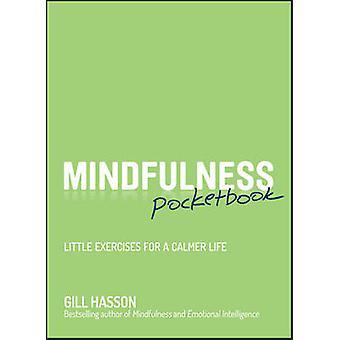 Midfulness plånbok lite övningar för ett lugnare liv av Hasson
