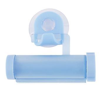 Rolling Plastic Toothpaste Squeezer Bathroom Gadget Hook Toothpaste Partner