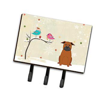 Caroline'S Treasures Christmas Presents Friends Chinese Chongqing Dog Leash Or Key Holder Bb2583Th68, Triple
