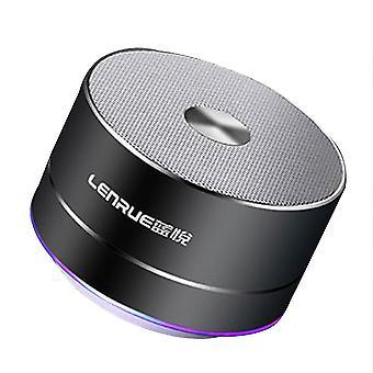 Wireless Bluetooth Speaker(Black)