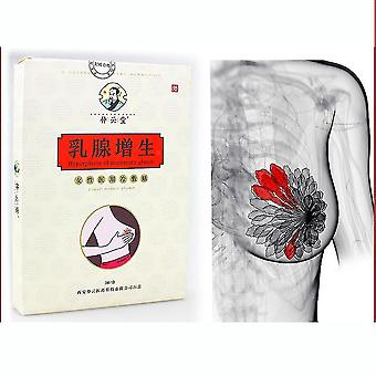 5pcs Breast Hyperplasia Patch Pain Relieving Health Care Patch Nursing Acupoint Patch Plaster Anti