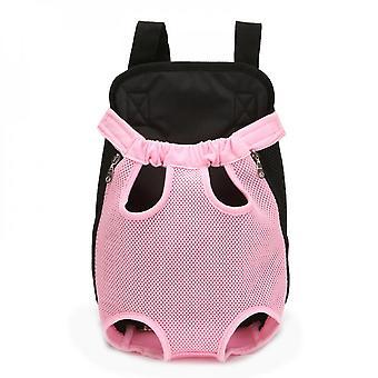 Evago Venkovní cestovní taška Pet Carrier Batoh, Nastavitelný Domácí mazlíček Přední Kočka Nosič Batoh Cestovní Taška, Nohy Ven, Easy-fit pro cestování Turistika Campi