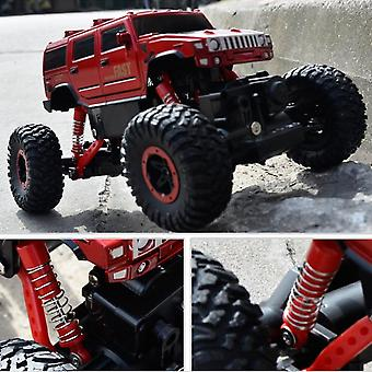 Mini Remote Control Cross Country Simulation 1:16 Charging Scale Truck Car Toy