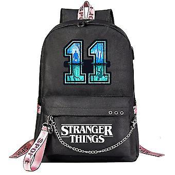 Stranger Things Youth Schoolbag Plecak na wstęgę rekreacyjną