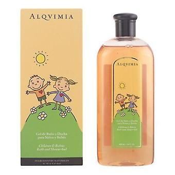 Dusch Gel Alqvimia Baby Barn (400 ml)